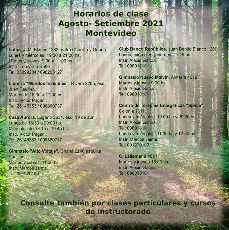 Clases agosto2021_Montevideo