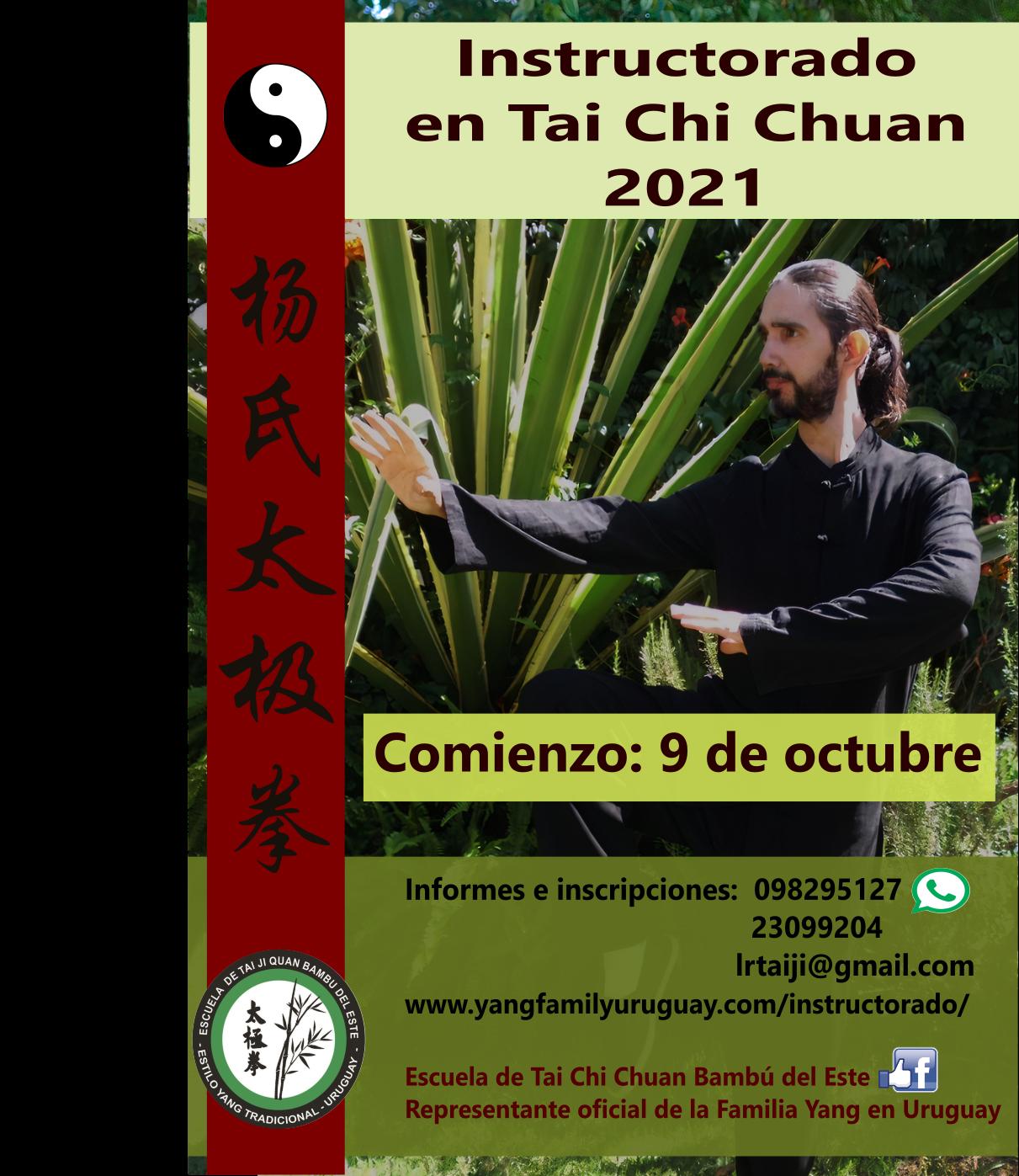 Afiche Instructorado oct 2021